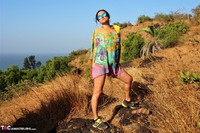 Diana Ananta. Cliff Free Pic 2