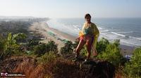 Diana Ananta. Cliff Free Pic 5
