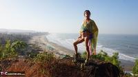 Diana Ananta. Cliff Free Pic 6