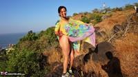 Diana Ananta. Cliff Free Pic 7