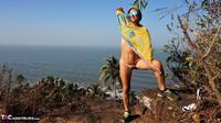 Diana Ananta. Cliff Free Pic 16