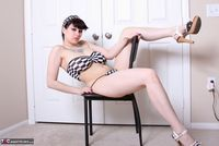 Susy Rocks. Chair Pt1 Free Pic 12