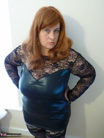 Mrs Leather. Leather & Lace Free Pic 1