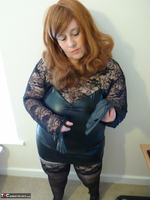 Mrs Leather. Leather & Lace Free Pic 3
