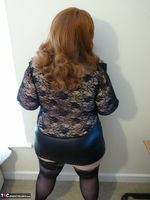 Mrs Leather. Leather & Lace Free Pic 9
