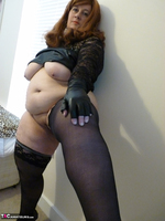 Mrs Leather. Leather & Lace Free Pic 19