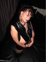 Kims Amateurs. Kim In PVC In Blackpool Pt4 Free Pic 2