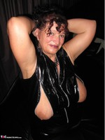 Kims Amateurs. Kim In PVC In Blackpool Pt4 Free Pic 3