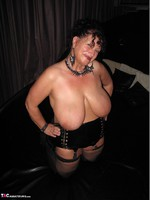 Kims Amateurs. Kim In PVC In Blackpool Pt4 Free Pic 5