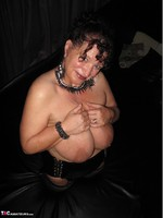 Kims Amateurs. Kim In PVC In Blackpool Pt4 Free Pic 7