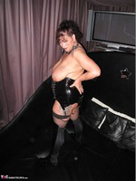 Kims Amateurs. Kim In PVC In Blackpool Pt4 Free Pic 13