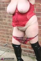 Kinky Carol. Black PVC Boots Pt2 Free Pic 19