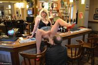 Barby Slut. Barby Naughty In The Pub Free Pic 17