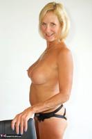 Molly MILF. Orange Dress Pt2 Free Pic 2