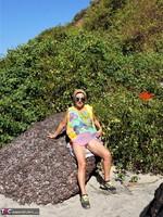 Diana Ananta. Nude On The Beach Free Pic 4