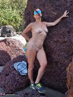 Diana Ananta. Nude On The Beach Free Pic 12