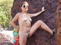 Diana Ananta. Nude On The Beach Free Pic 13