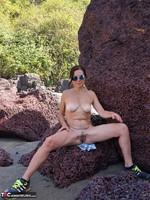 Diana Ananta. Nude On The Beach Free Pic 16