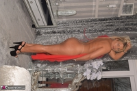 Phillipas Ladies. Dolly Shows Off Her New Dress Free Pic 15