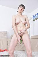 Hot Milf. Green Dildo Pt2 Free Pic 9