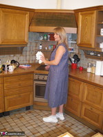 Sweet Susi. Strap-On In The Kitchen Free Pic 1