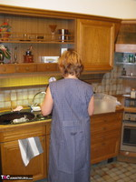 Sweet Susi. Strap-On In The Kitchen Free Pic 12