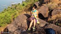 Diana Ananta. Strip On The Cliff Free Pic 3