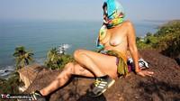 Diana Ananta. Strip On The Cliff Free Pic 20