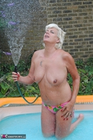 . Naked In My Garden Free Pic 2