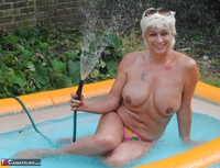 . Naked In My Garden Free Pic 4