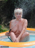 . Naked In My Garden Free Pic 5