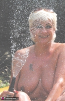 . Naked In My Garden Free Pic 6
