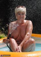 . Naked In My Garden Free Pic 7
