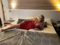 Sweet Susi. On The Bed In The Hotel Free Pic 1