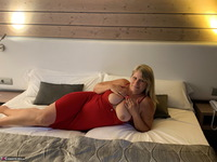 Sweet Susi. On The Bed In The Hotel Free Pic 2