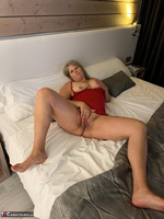 Sweet Susi. On The Bed In The Hotel Free Pic 16