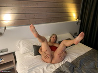 Sweet Susi. On The Bed In The Hotel Free Pic 18