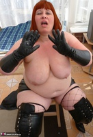 Mrs Leather. Hand & Blowjob Pt2 Free Pic 20