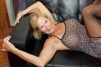 Molly MILF. Leopard Print Dress Pt2 Free Pic 7
