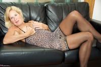 Molly MILF. Leopard Print Dress Pt2 Free Pic 11