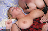 Curvy Claire. Red Hot Threesome Pt4 Free Pic 7