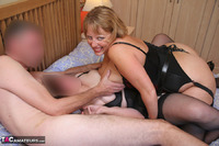 Curvy Claire. Red Hot Threesome Pt5 Free Pic 12