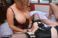 Curvy Claire. Red Hot Threesome Pt6 Free Pic 3