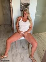 Sweet Susi. White Dress Free Pic 10