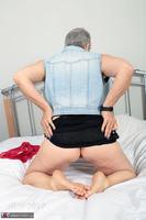 . Denim Jacket, Bum & Pussy Free Pic 9