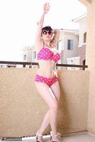 Susy Rocks. Polka Dot Bikini Pt2 Free Pic 1