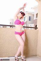 Susy Rocks. Polka Dot Bikini Pt2 Free Pic 2