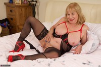 SpeedyBee. Black & Red Babydoll Free Pic 17