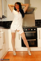 Raunchy Raven. Raven's A Caring Cooker Pt1 Free Pic 5
