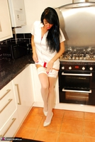 Raunchy Raven. Raven's A Caring Cooker Pt1 Free Pic 6